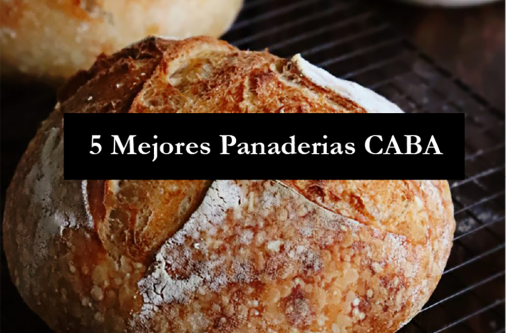 Las 5 mejores panaderias de CABA