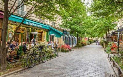De compras en París: la tienda de Izraël