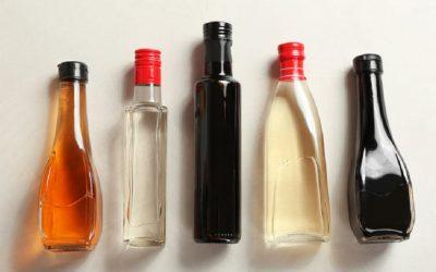 Acido como condimento