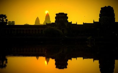 Camboya I – The Black Pepper´s Temple