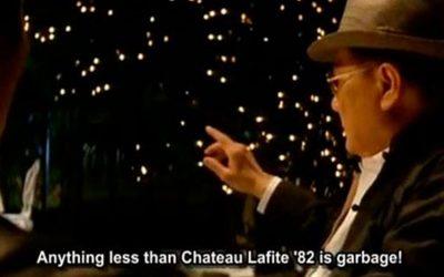 Château Lafite en la tierra del dragón