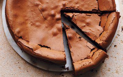 Chocolate sin culpa – ni harina!