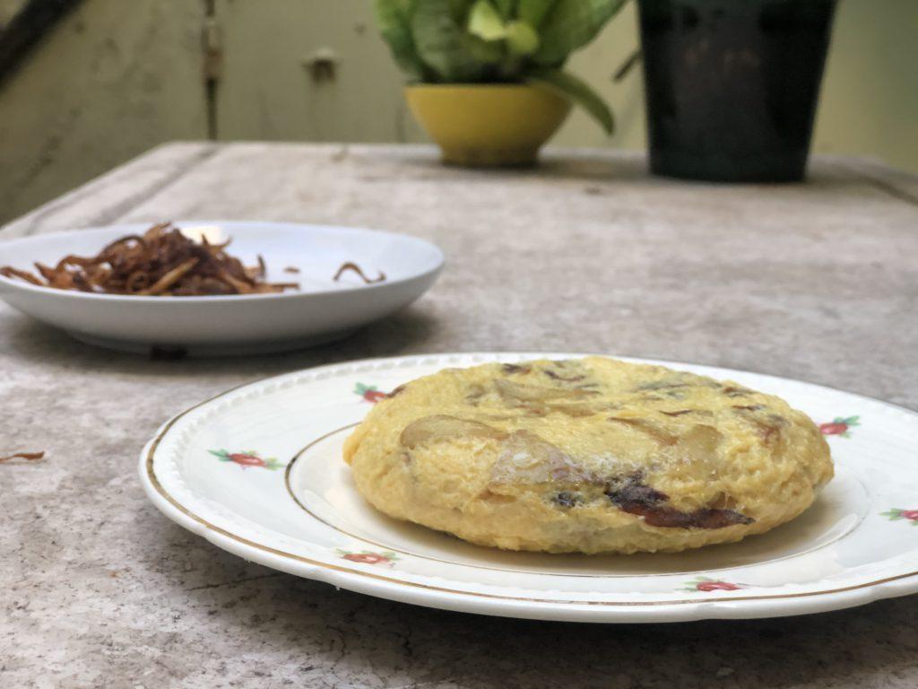 La tortilla más melosa del mundo - Un sitio de gastronomía - marzo 22, 2020