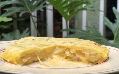 Una tortilla más