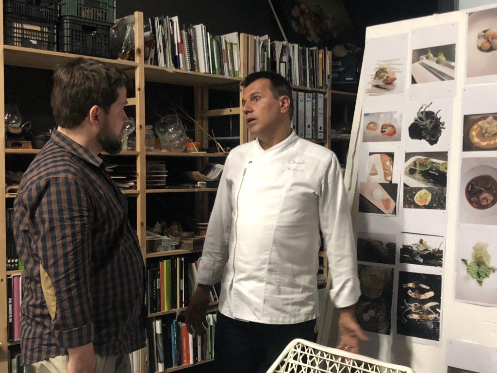 Olas - Un sitio de gastronomía - julio 10, 2018