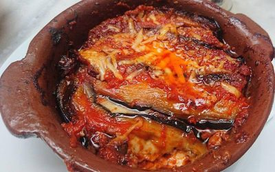 Grandes platos del 2016: Parmigiana di melanzane