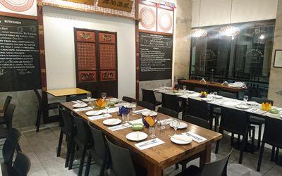 Comer y beber en Bao Kitchen