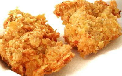 El pollo frito, KFC y los terraplanistas