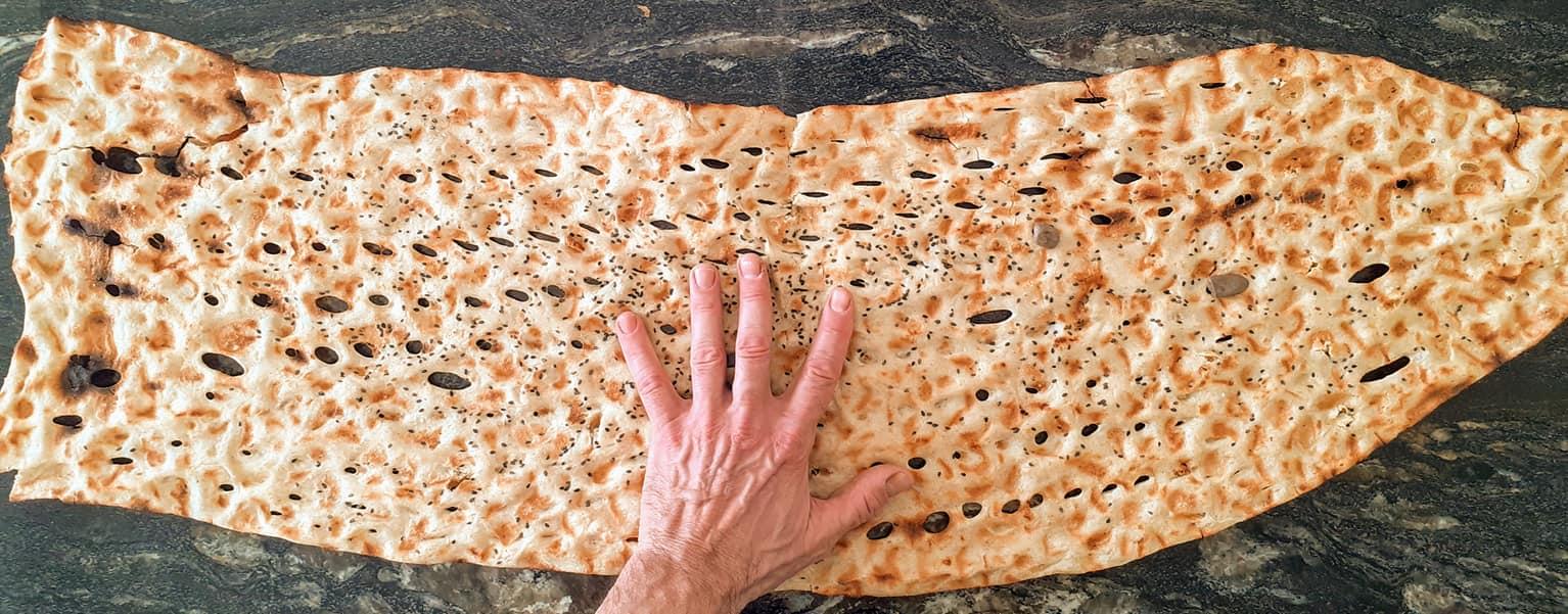 Panes Iraníes - Un sitio de gastronomía - febrero 23, 2021
