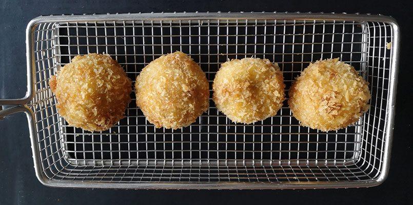 Croquetas de bacalao - Un sitio de gastronomía - mayo 21, 2019