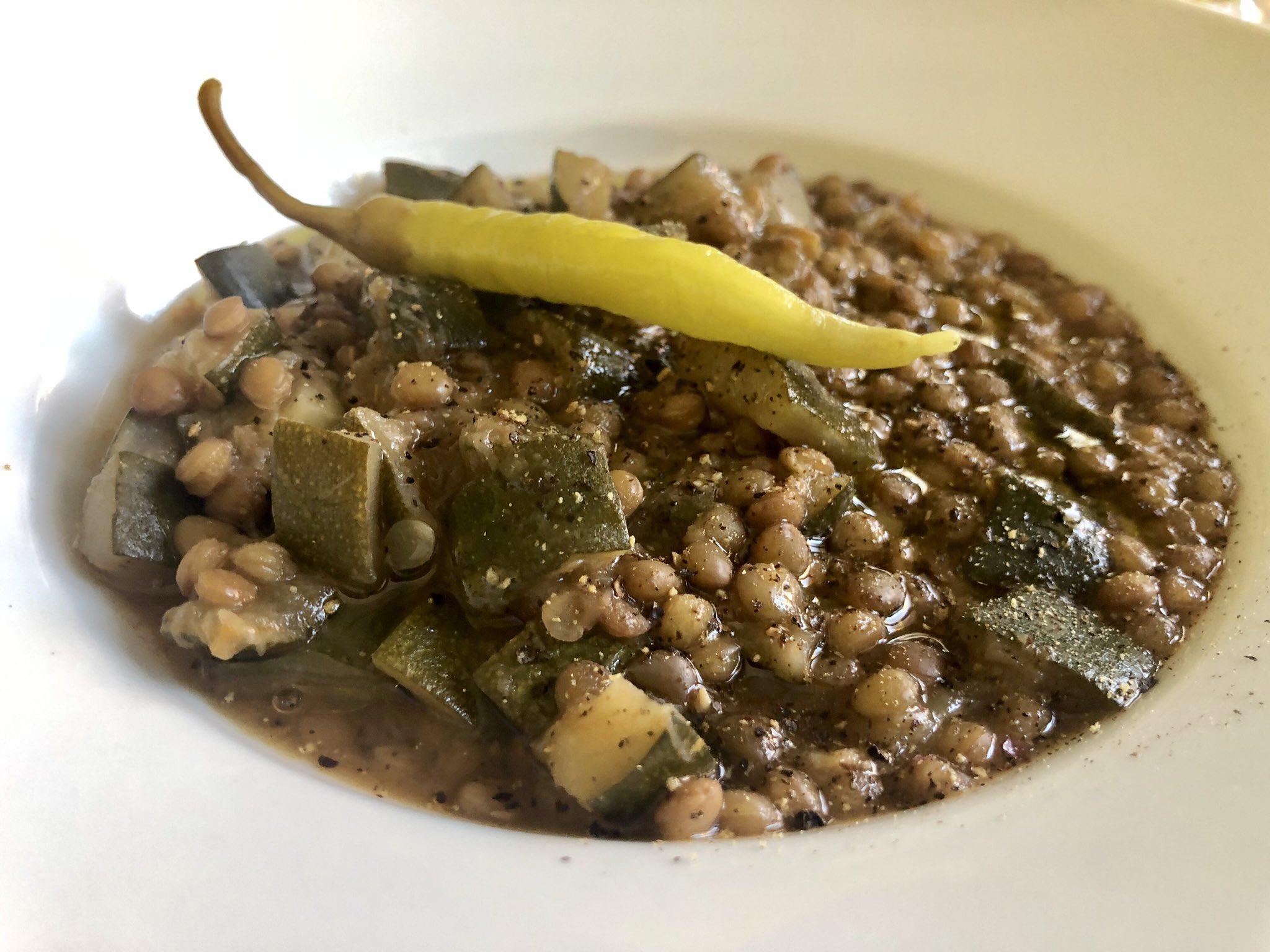 Las lentejas de Enklima y las lentejas tradicionales - Un sitio de gastronomía - mayo 25, 2021