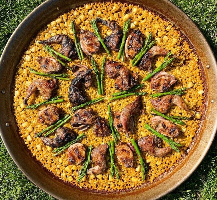 La provocación: Paella Madrileña - Un sitio de gastronomía - mayo 5, 2021