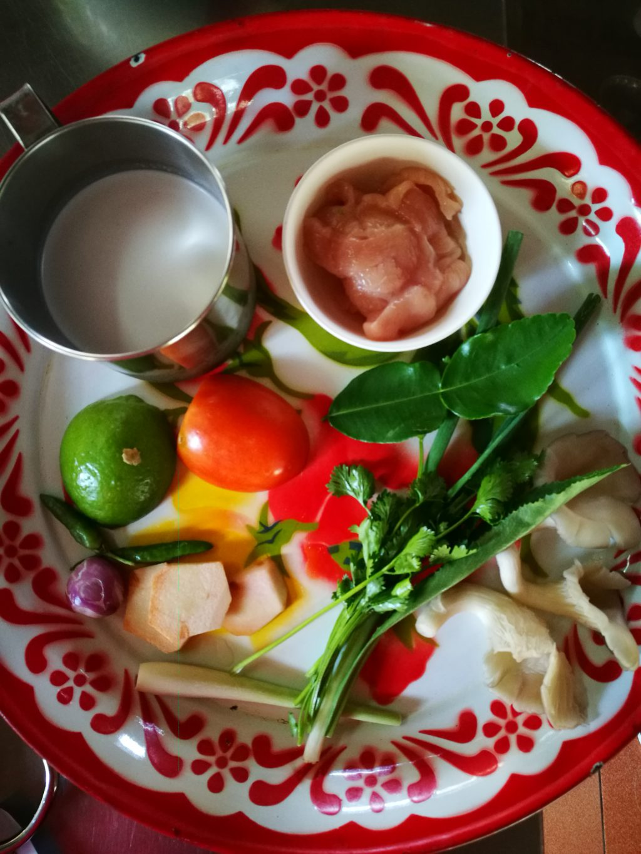 Tom Kaa Gai - Un sitio de gastronomía - febrero 10, 2018