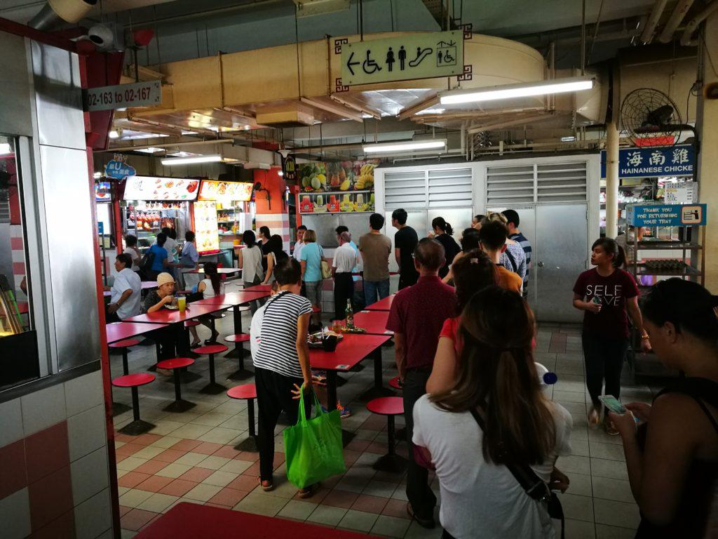 Singapur. Una estrella tan controversial como el país - Un sitio de gastronomía - abril 8, 2017