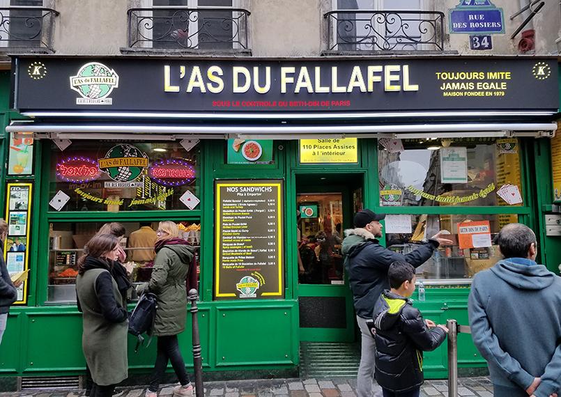 De compras en París: la tienda de Izraël - Un sitio de gastronomía - febrero 2, 2019
