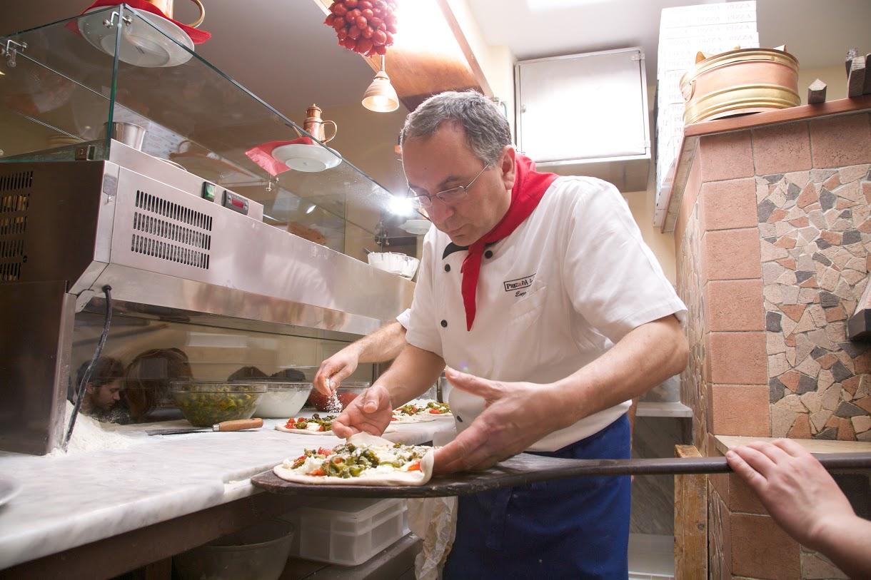 Pizza: El dueño del circo y el equilibrista - Un sitio de gastronomía - septiembre 4, 2016