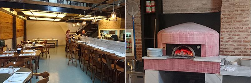 Volver a Roma – Pizzeria Cosi mi piace - Un sitio de gastronomía - abril 4, 2016