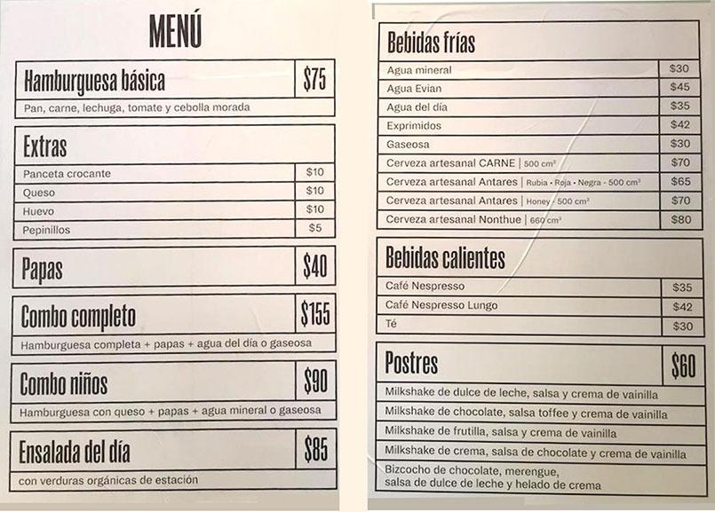 Carne, en ese lado del paraíso - Un sitio de gastronomía - marzo 11, 2016
