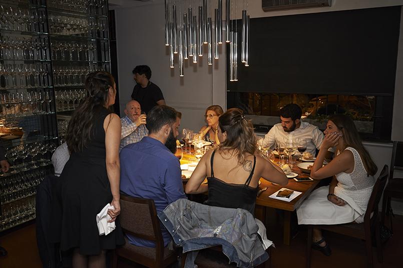 Andoni Luis Aduriz en El Baqueano - Un sitio de gastronomía - febrero 13, 2018
