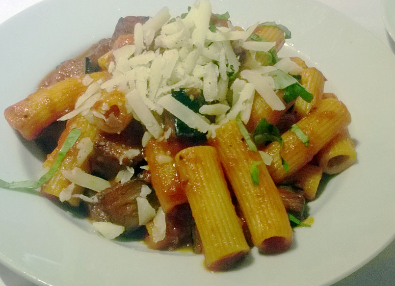 Trattoria Zagara - Un sitio de gastronomía - julio 22, 2015