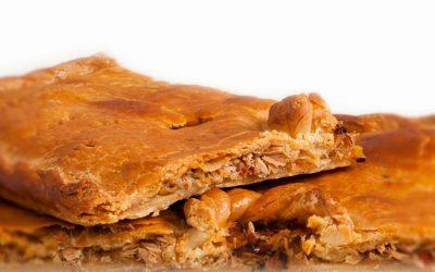 Empanada gallega de viernes santo de cuarentena